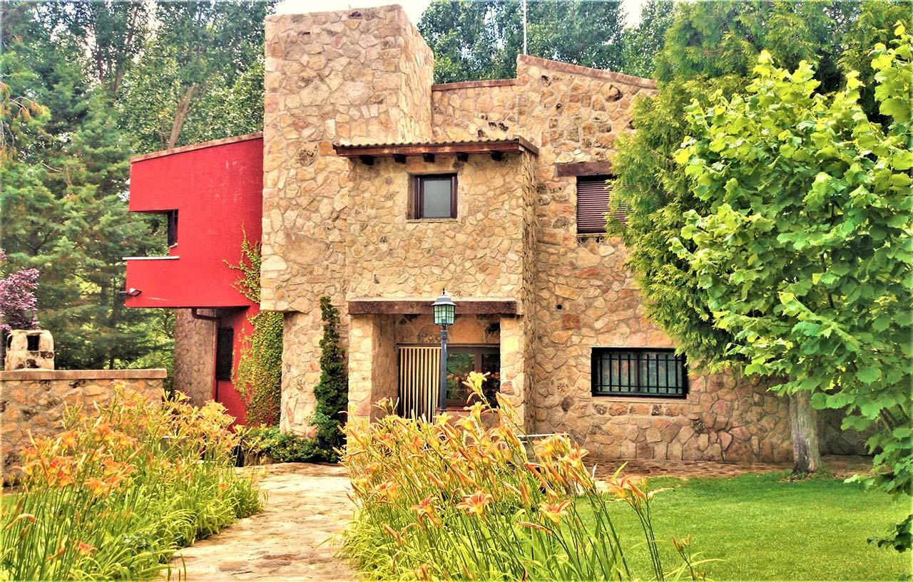 El Rincón del Venero, casa rural grande en Navaluenga, Ávila