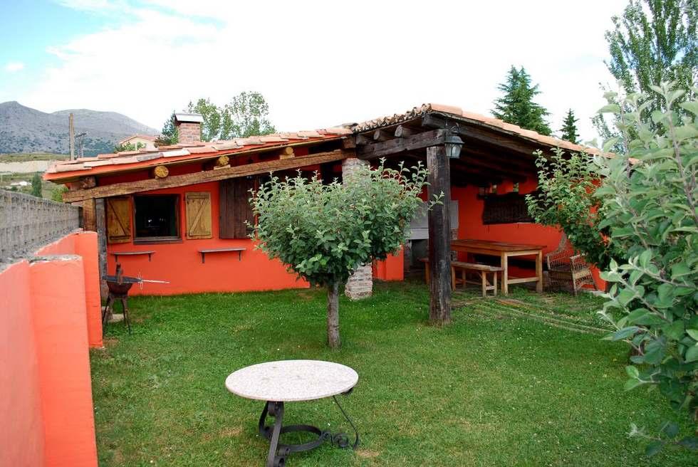El Gallinero, casa rural en el Complejo de Turismo Rural El Uncar en Castrejón de la Peña, Palencia