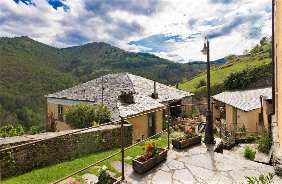 El Bosque de las Viñas, alquiler de apartamentos rurales en Boal, Asturias