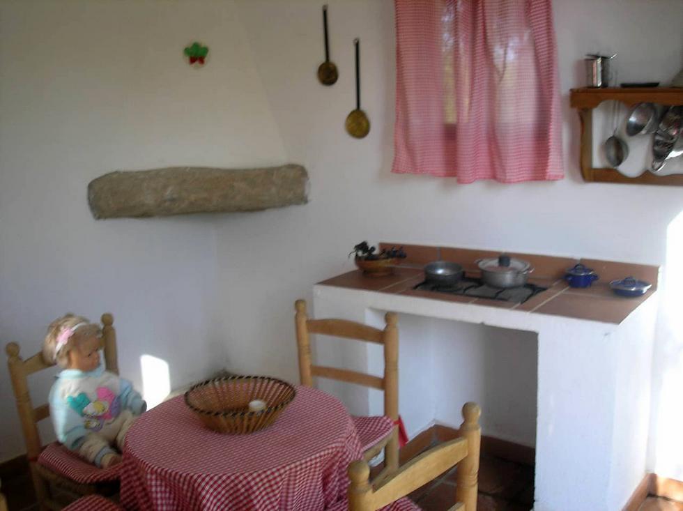 Casa vacacional El Carrasca en El Carrascalejo, Badajoz