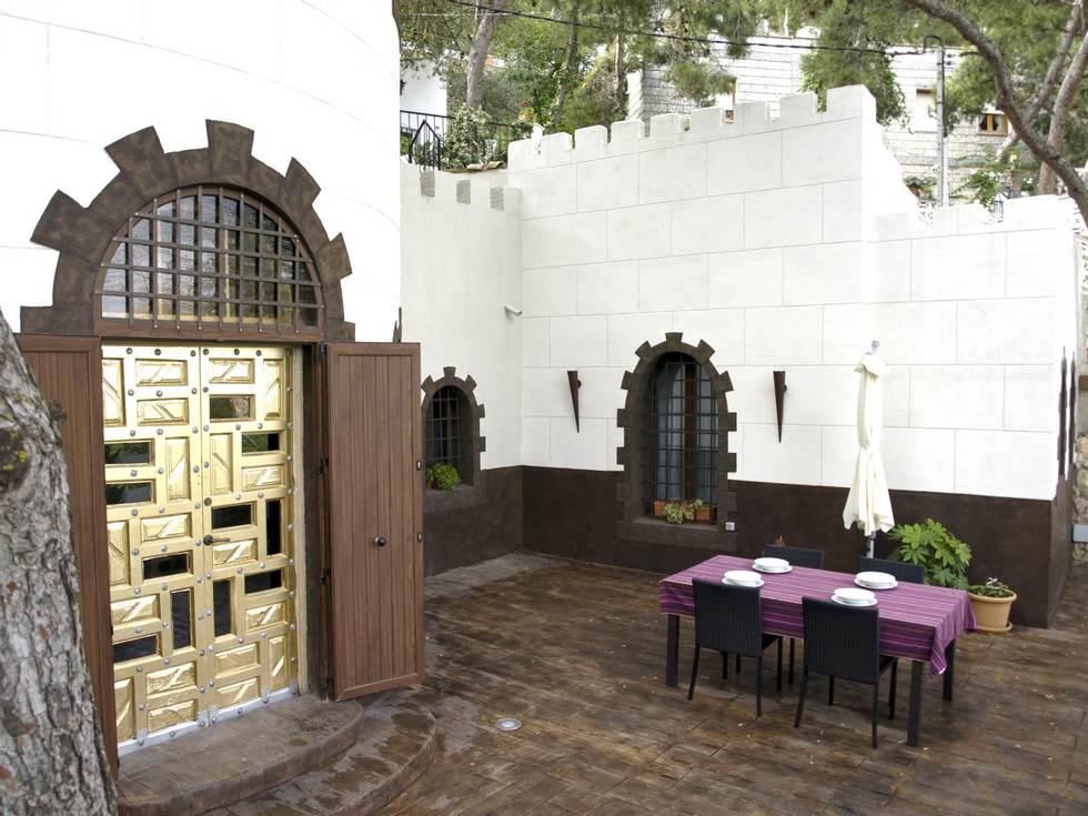Casa rural El Castillico, en Yecla, Murcia