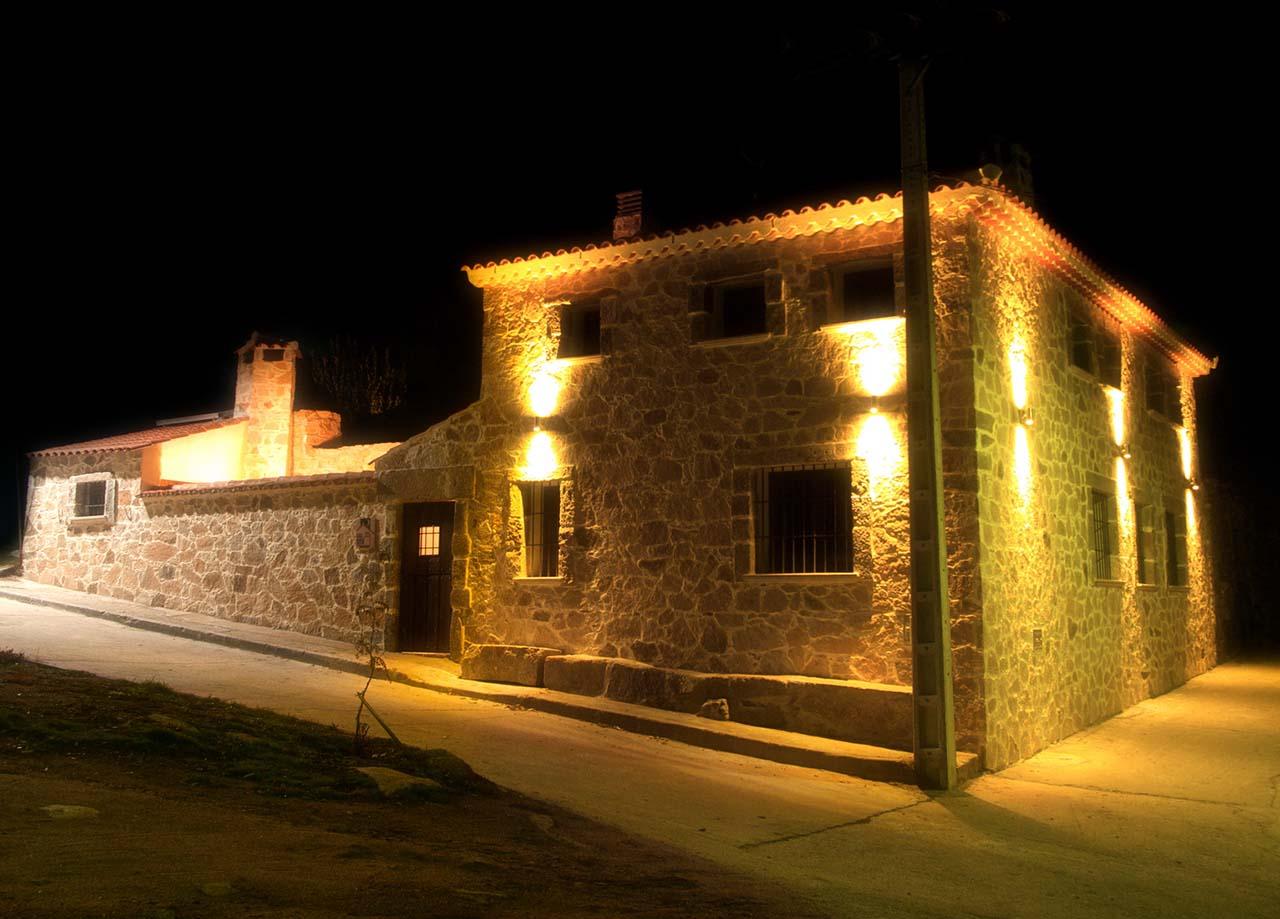 El Gorgocil, casa rural con jacuzzi en Salamanca, Puente del Gongosto