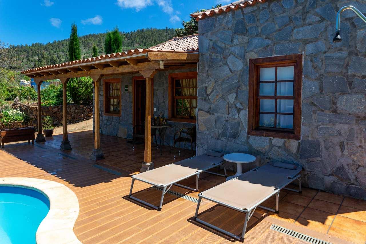 Casa Rural El Manso en Tijarafe, La Palma, Islas Canarias. Ref: elmanso
