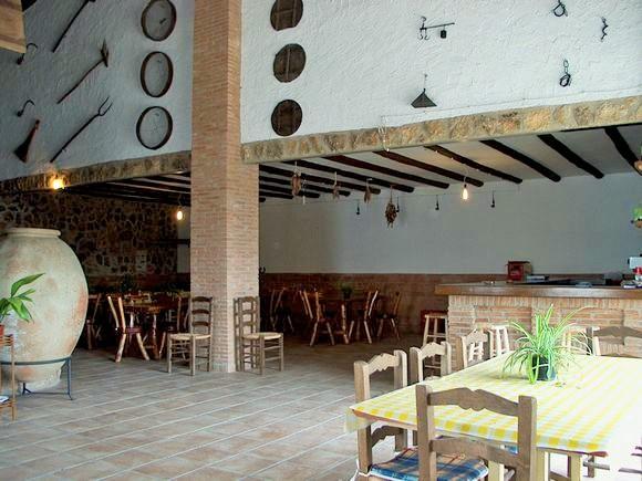 Alquiler de casas rurales en el Complejo El Molinillo, Algarinejo, Granada.