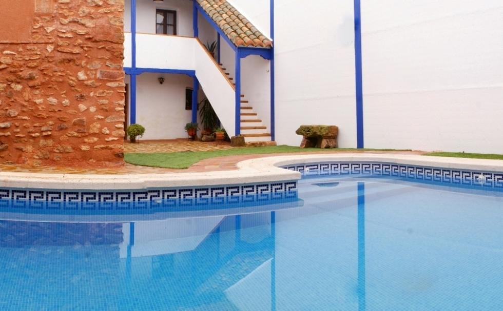 Casa Rural El Palomar, Granatula de Calatrava, Ciudad Real, Ref: elpalomar