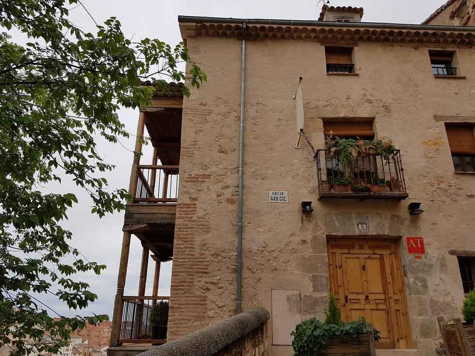El Rincón de los Poetas, apartamentos en el centro de Cuenca