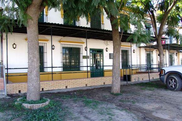 Alquiler de casa típica rociera en El Rocío, Huelva