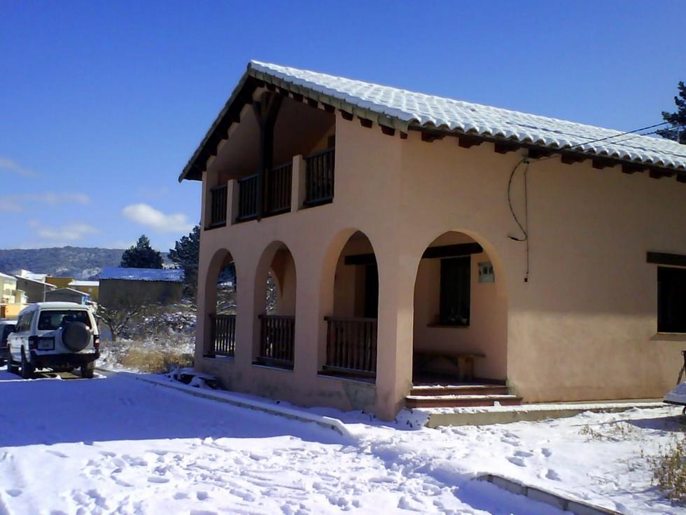 El Rodeno Casa Rural junto al Rodenal del Cabriel, Boniches, Cuenca