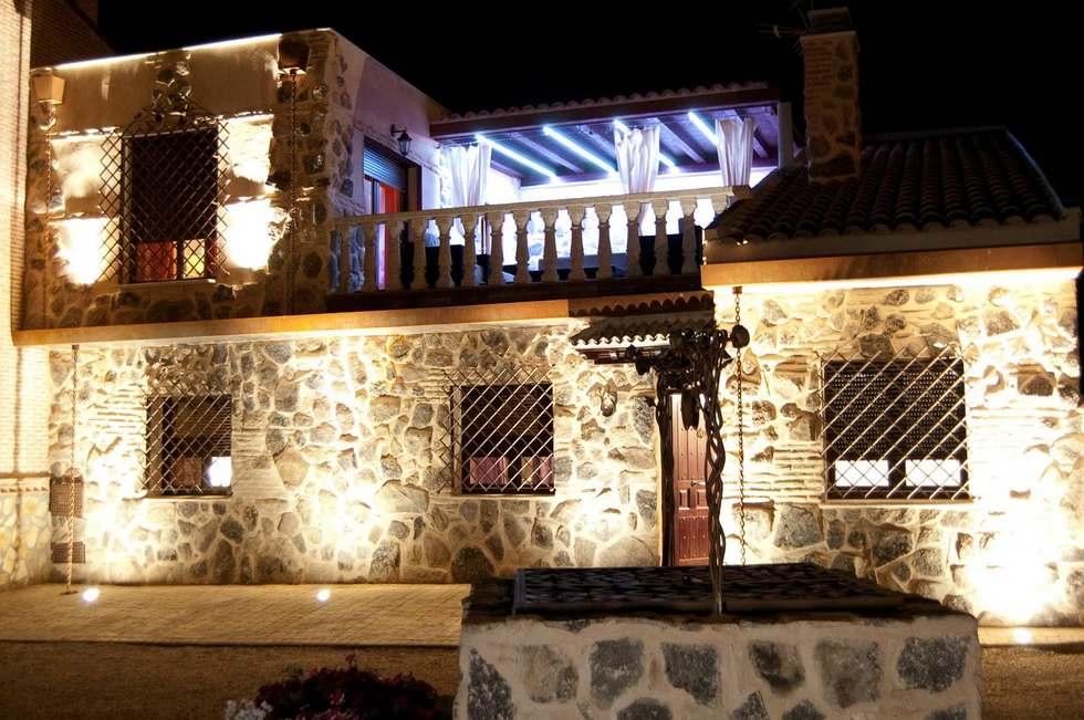 Alquiler de Casa Rural El Rosal del Pozo en Argés, Toledo