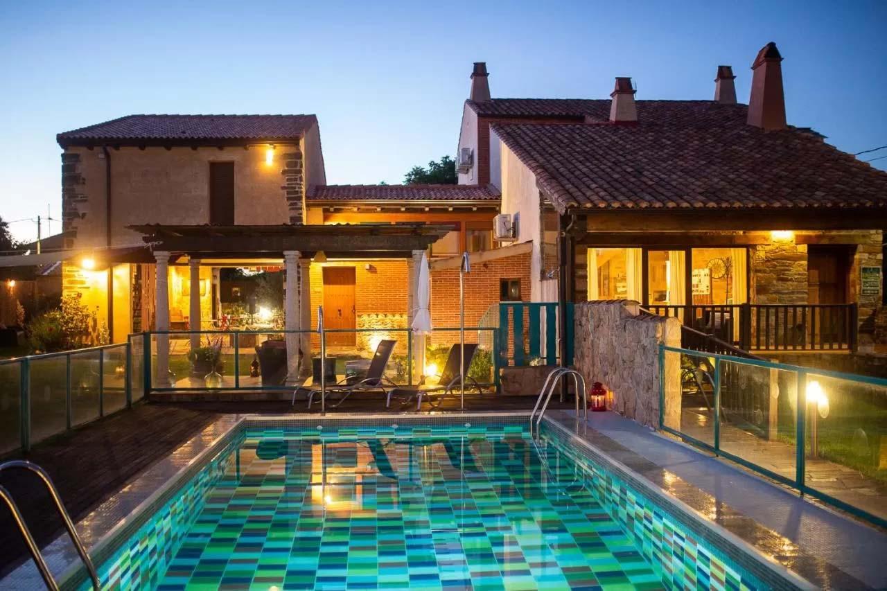 Ref: eltejardemiro, El Tejar de Miro, hotel rural con piscina en CEADEA, ZAMORA