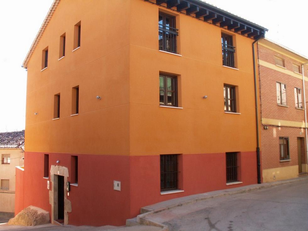 Alquiler de casa rural El Zaguán del Rivero en San Esteban de Gormaz, Soria