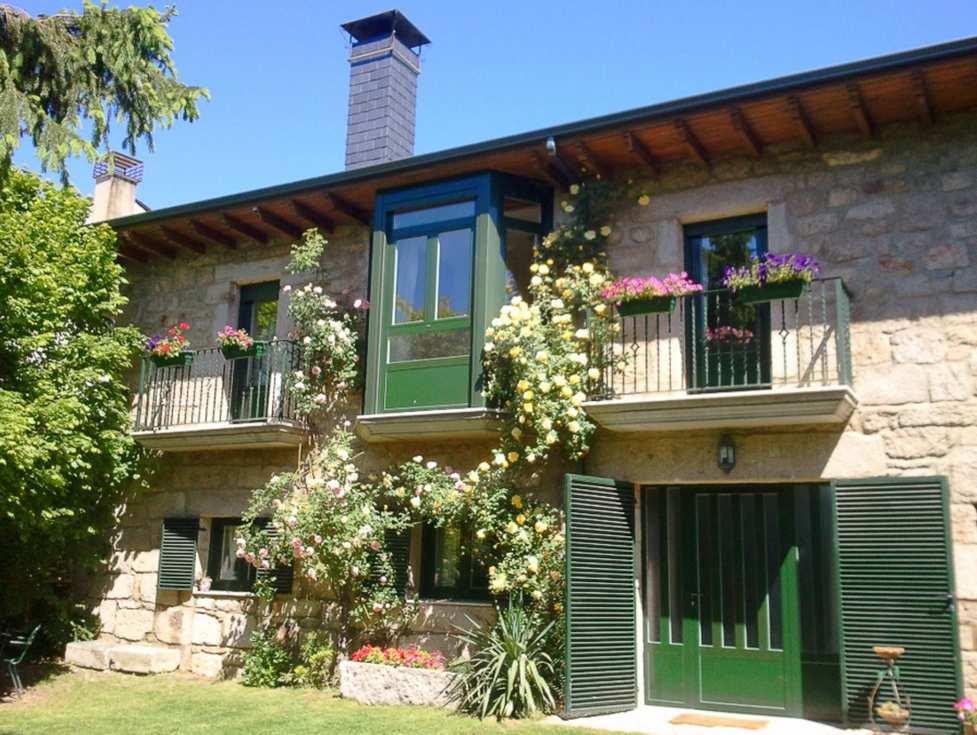 Alquiler de casa rural Entre Acebos en lago de Sanabria, Zamora