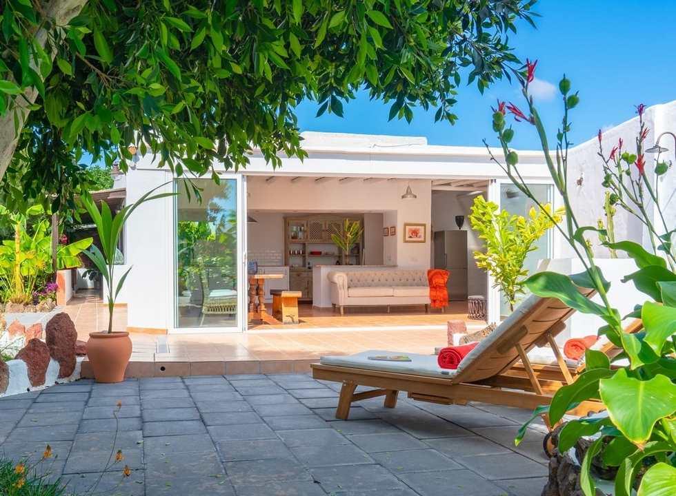 Finca Botánico, villa y apartamento en Guatiza, Lanzarote, Islas Canarias