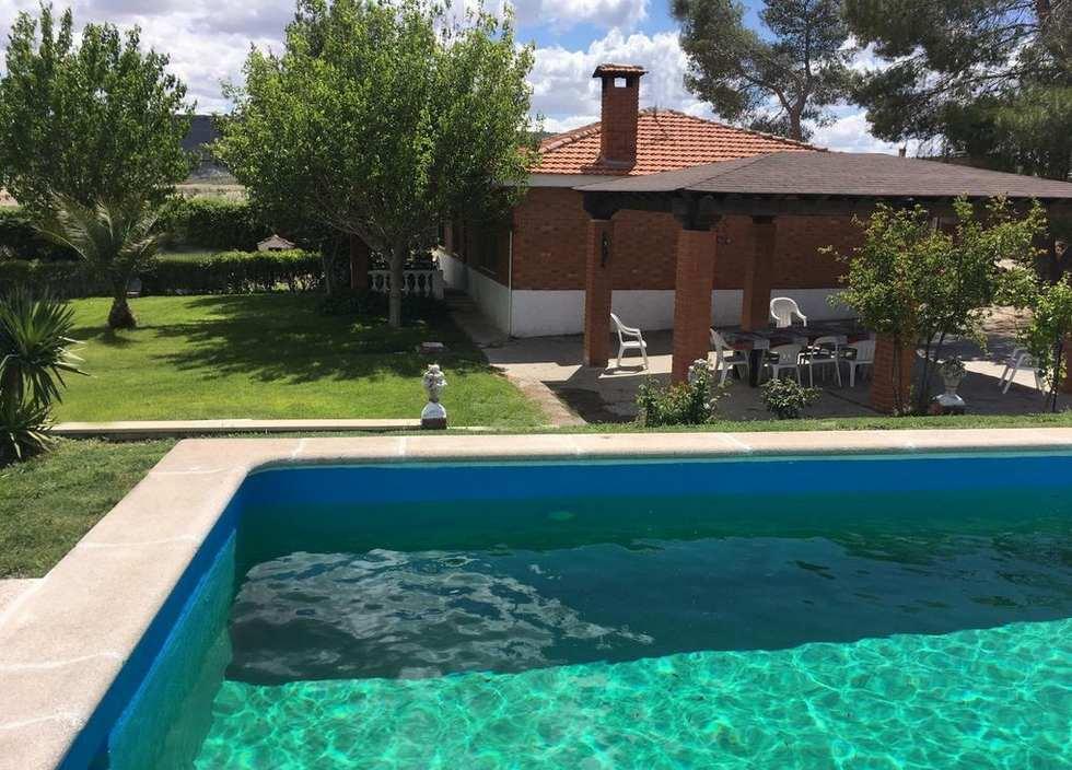 Casa Rural Finca El Relax en Colmenar de Oreja, Madrid