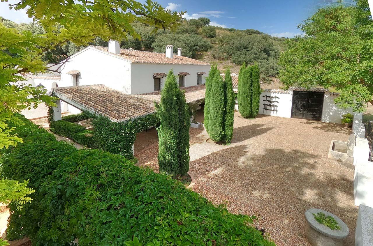Alquiler de Finca el Tobar en Lagunas de Ruidera, Ossa de Montiel, Albacete.