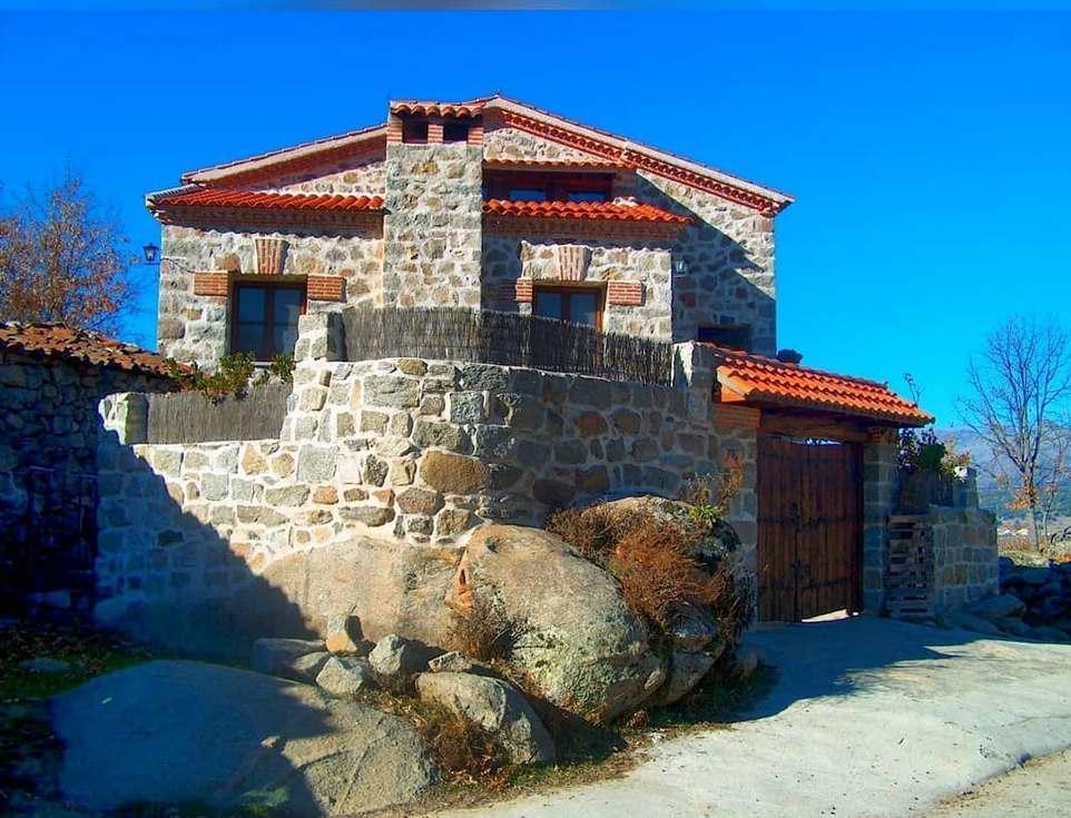 Finca El Venero, casas rurales en Navaluenga, Avila