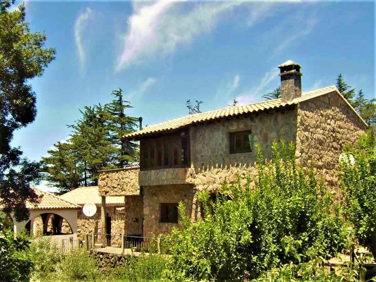 Alojamientos rurales en Tenerife, Finca La Gustoza en El Sauzal, Islas Canarias