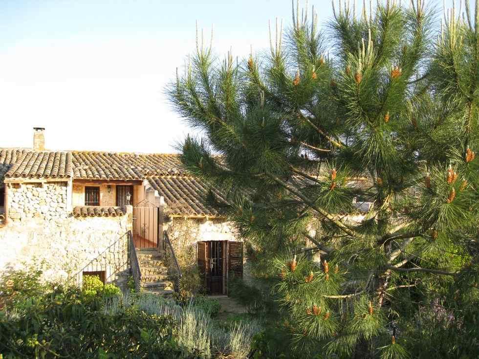 Apartamento rural S´Oratge, finca Sa Cova Vella, Manacor, Mallorca.