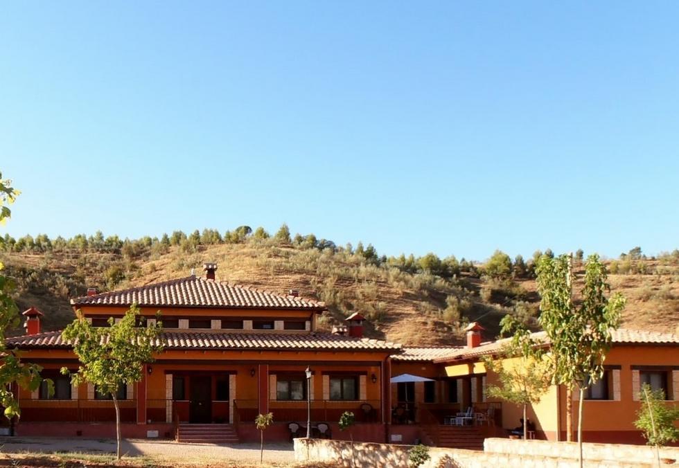 Finca El Arroyo, casas rurales en Alcaraz, Albacete