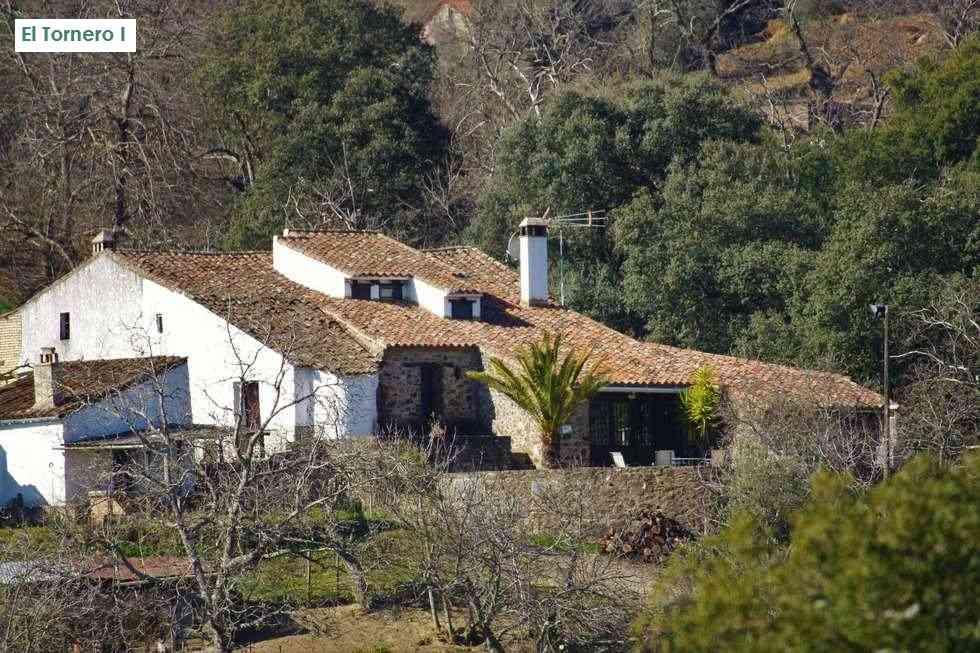 Finca El Tornero, casas rurales en Aracena, Huelva