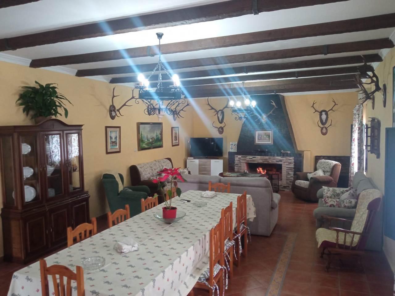 Casa Rural Finca Majada Alta en Hornachuelos, Córdoba