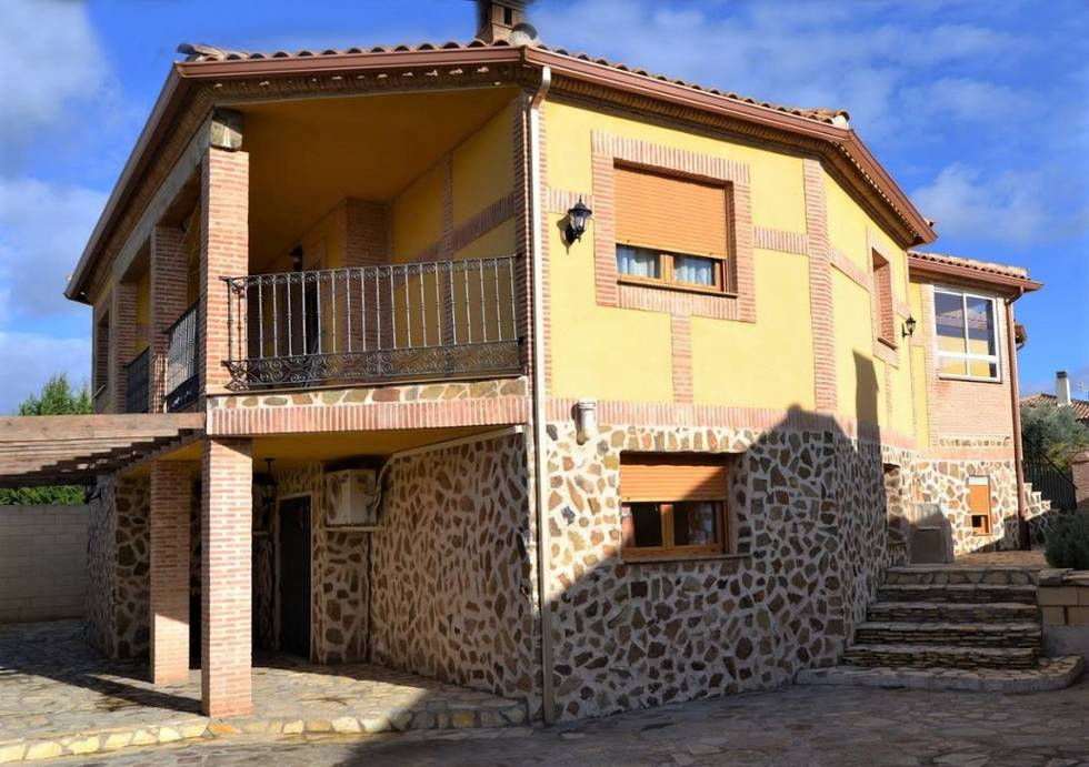 Alquiler de casa vacacional Flor de la Jara, Cobisa, Toledo