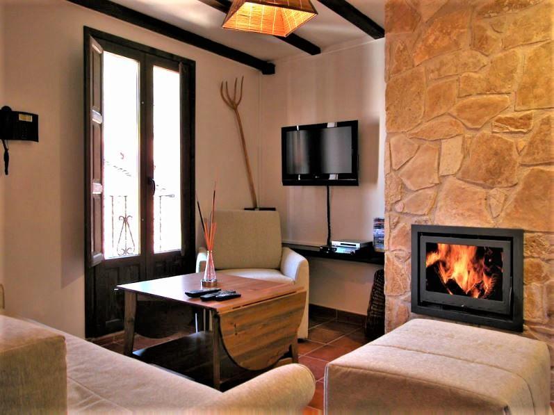 Apartamentos Rurales Francia Quilamas en Santibáñez de la Sierra, Salamanca