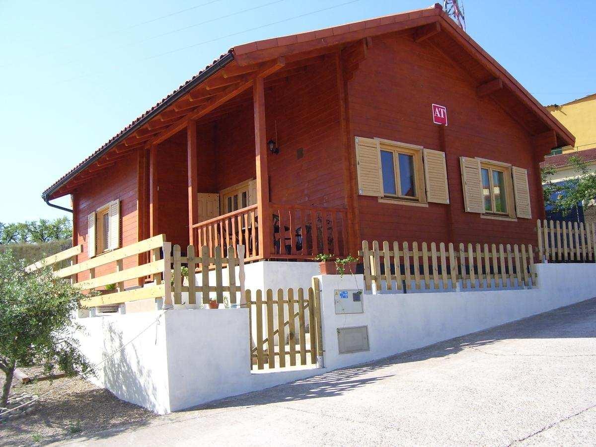 La Rioja, Casa rural Fuente Vilda en Alcanadre