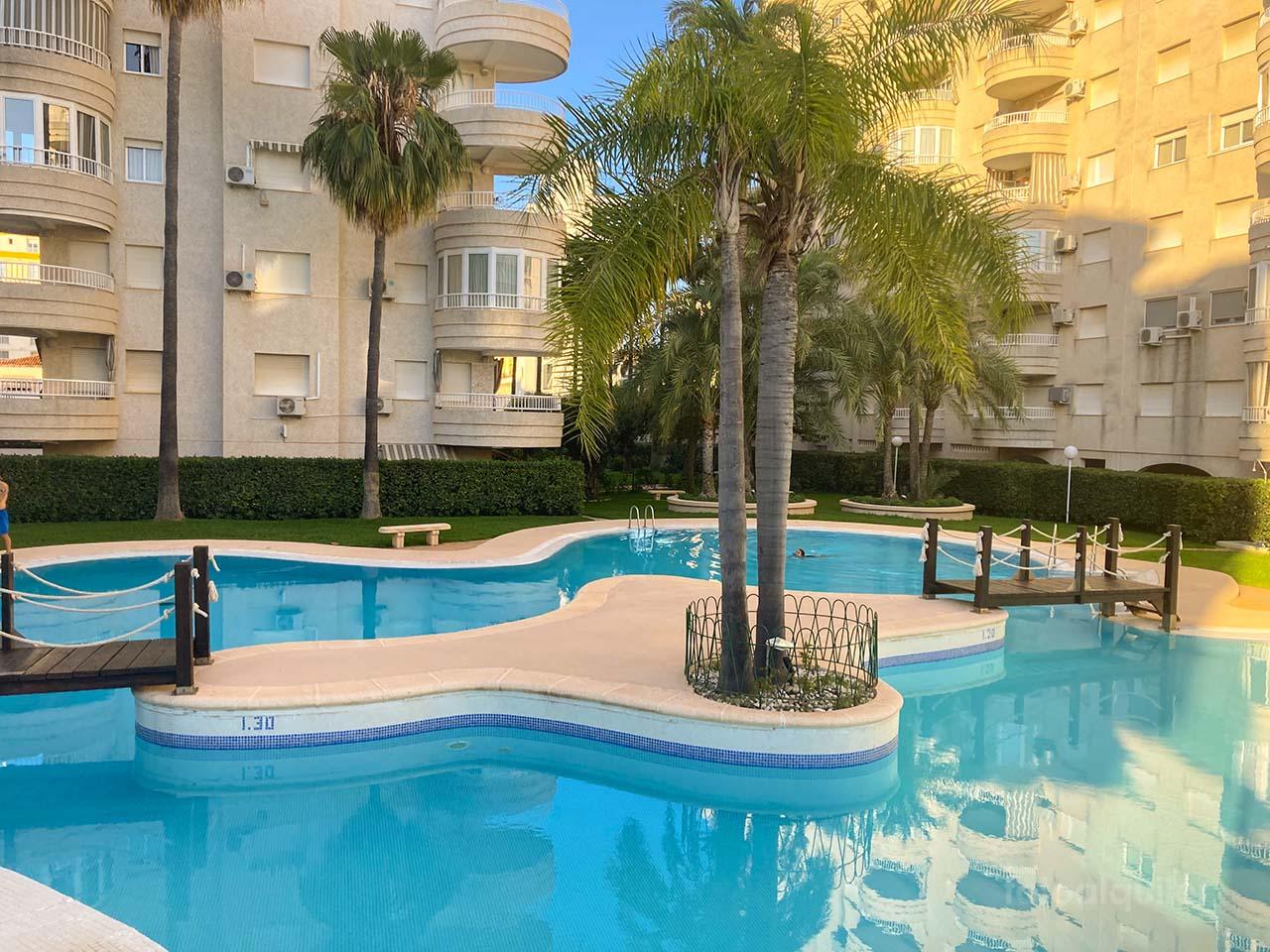 Apartamento en la playa de Gandía, Valencia