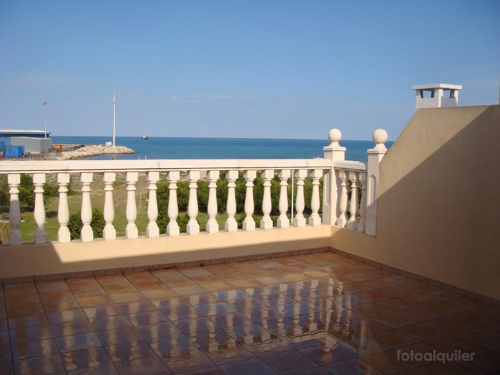 Apartamento en primera linea playa de Gandía, Valencia