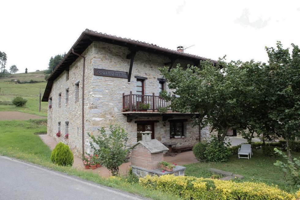 Casa Rural Goikoetxe, Uribe, Zeanuri, Vizcaya