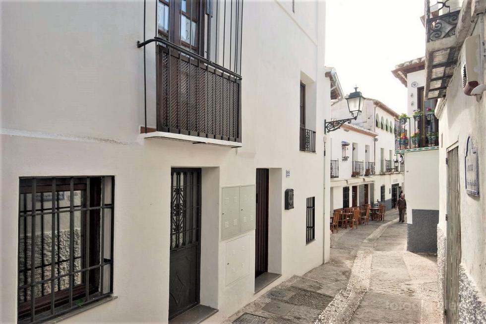 Casa en el barrio del Albaycín, Granada