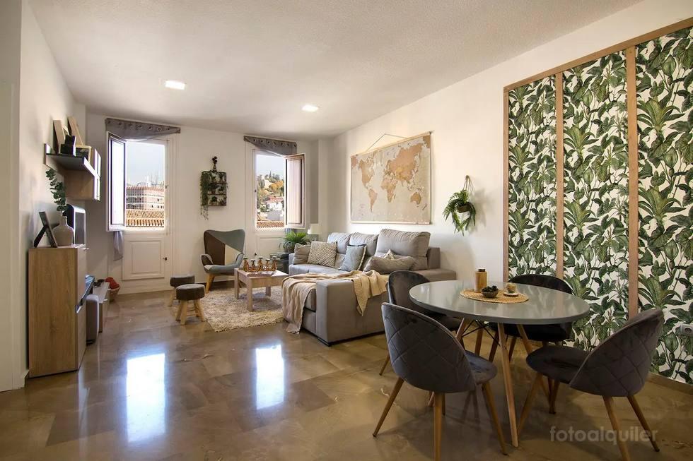 Espectacular apartamento en el centro de Granada