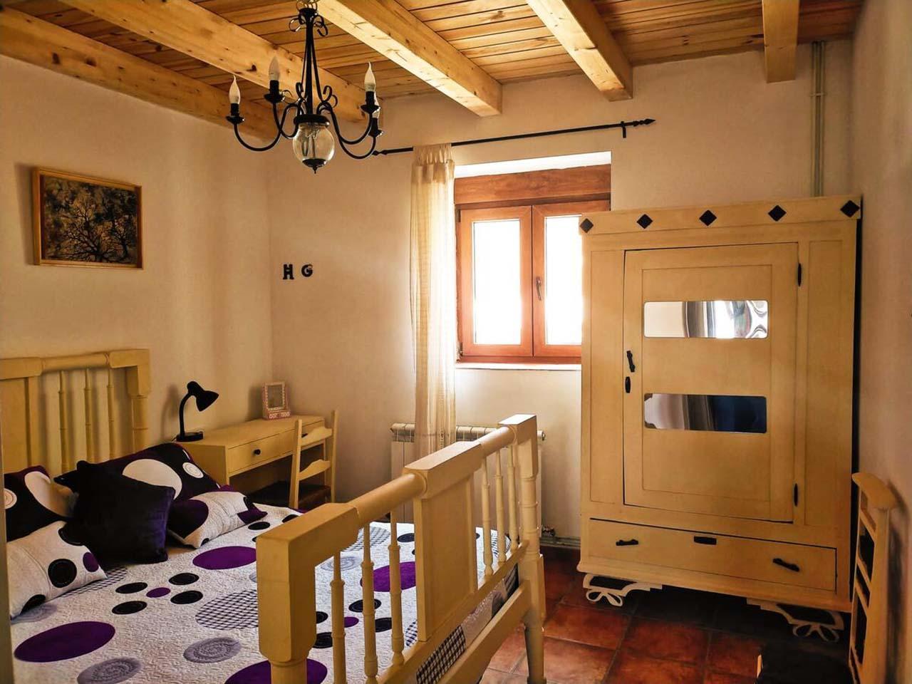 Casa rural Hansel y Gretel en Pedrosa del Rey, Valladolid