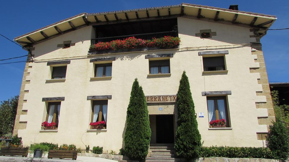 Casa Rural Herranetxe, Bóveda, Álava