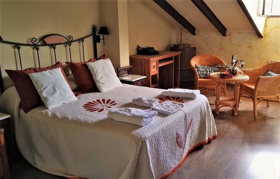 Hospedería de la Tía María, hotel rural en Casillas, Avila Ref: hospederiadelatiamaria