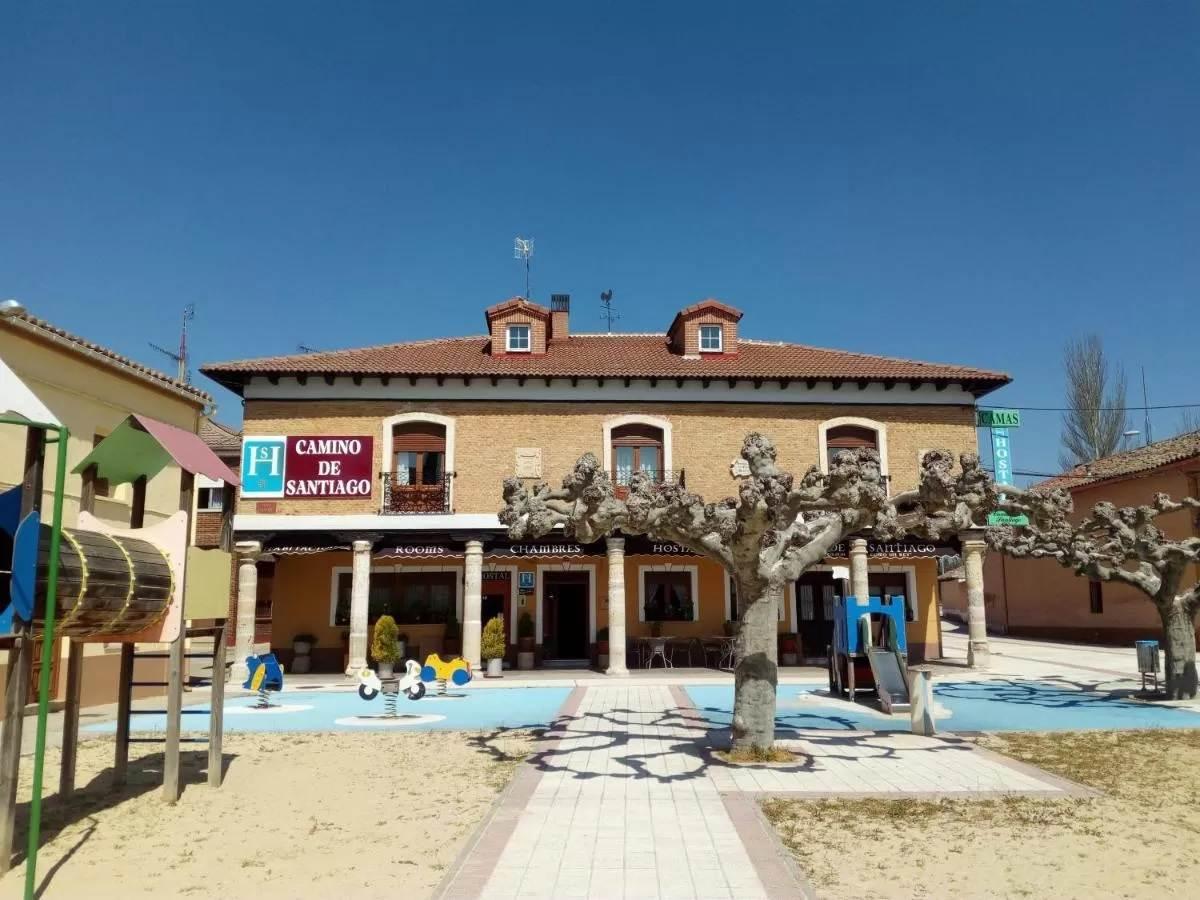 Hostal Camino De Santiago, hotel rural en Frómista, Palencia