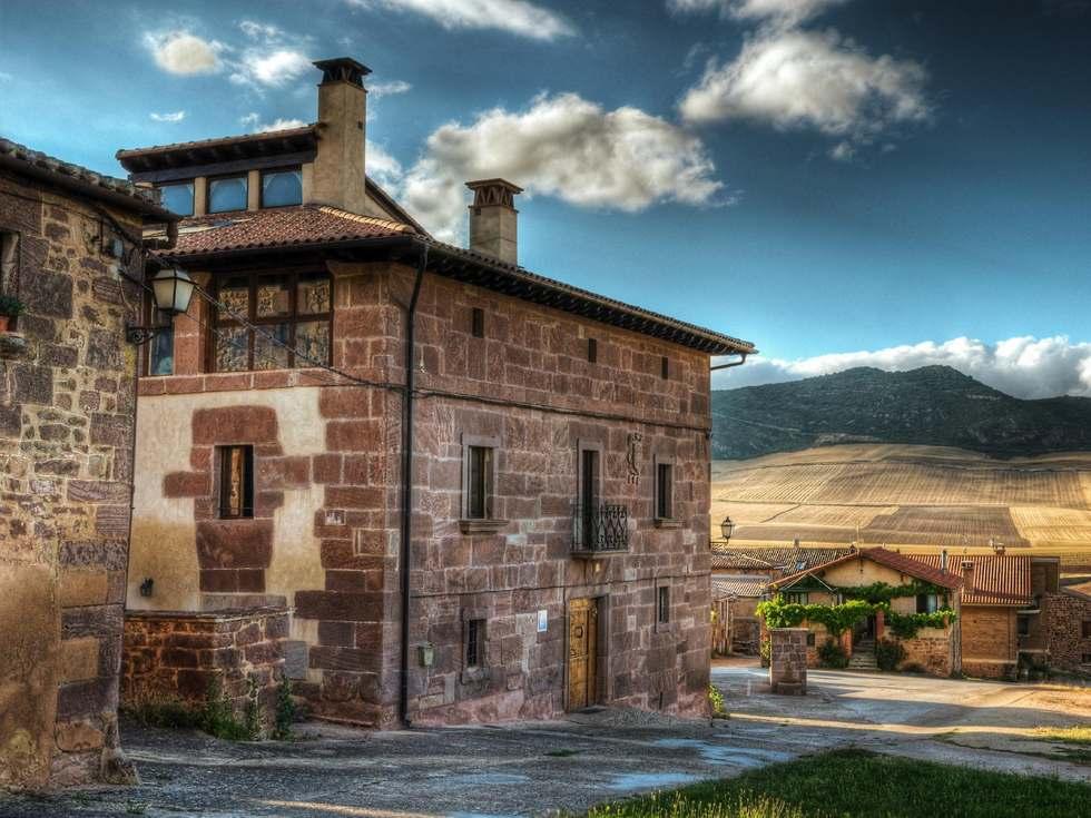 Hotel Rual Ioar, en Sorlada, Navarra