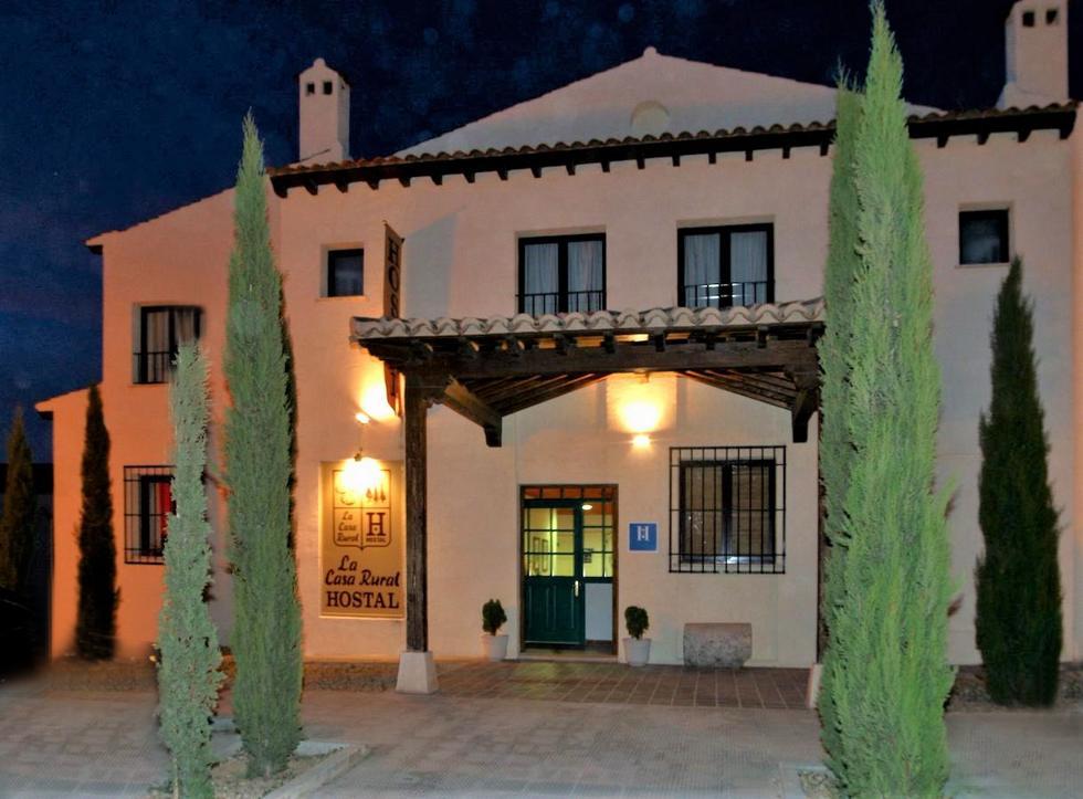 Hotel La Casa Rural, habitaciones amplias y cómodas en Chinchón, Madrid