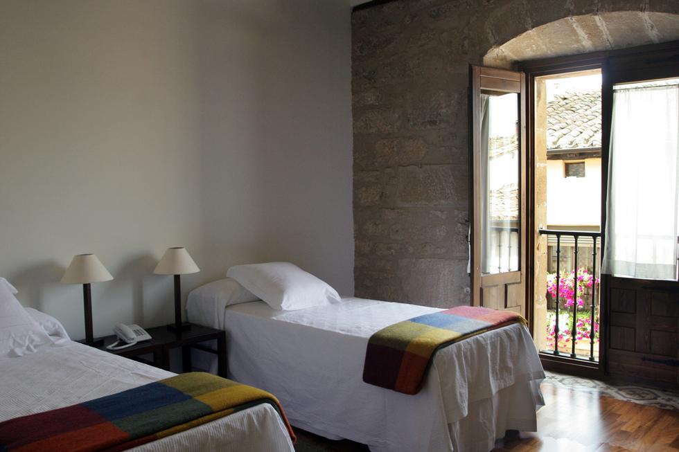 La Capellanía, Hotel en La Rioja, San Asensio