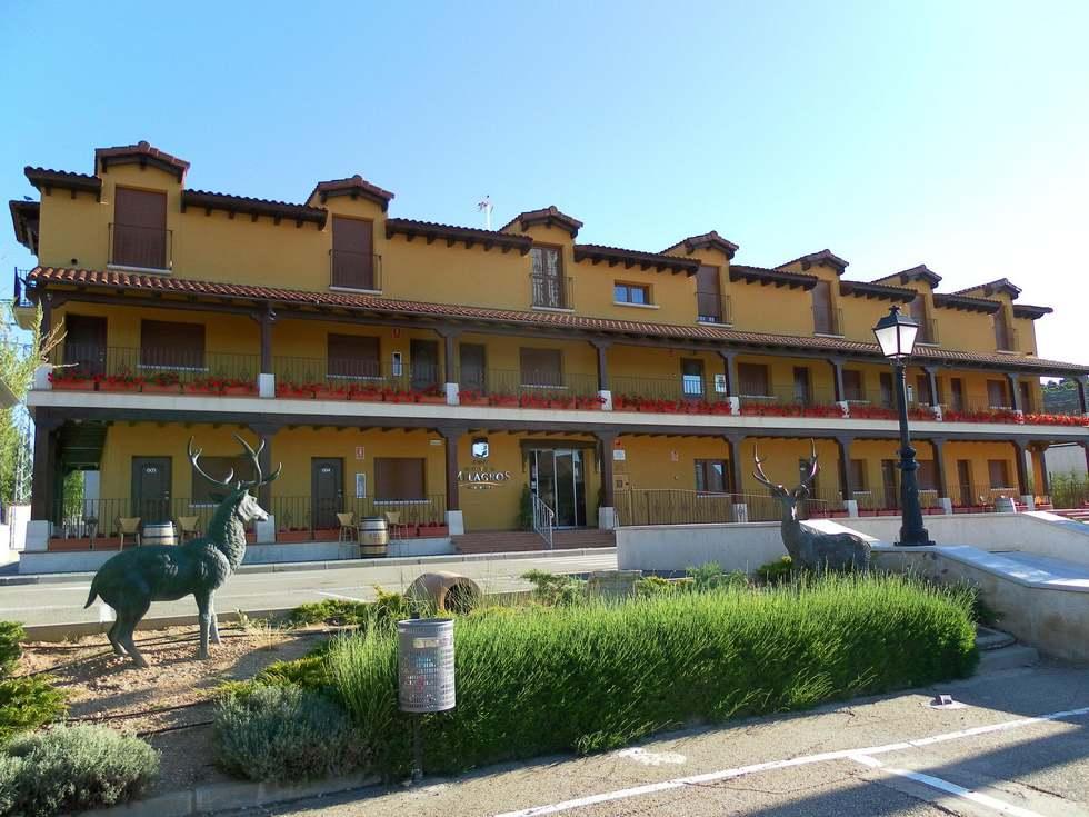 Hotel Milagros Río Riaza, Milagros, Burgos  ref.: hotelmilagrosriaza,
