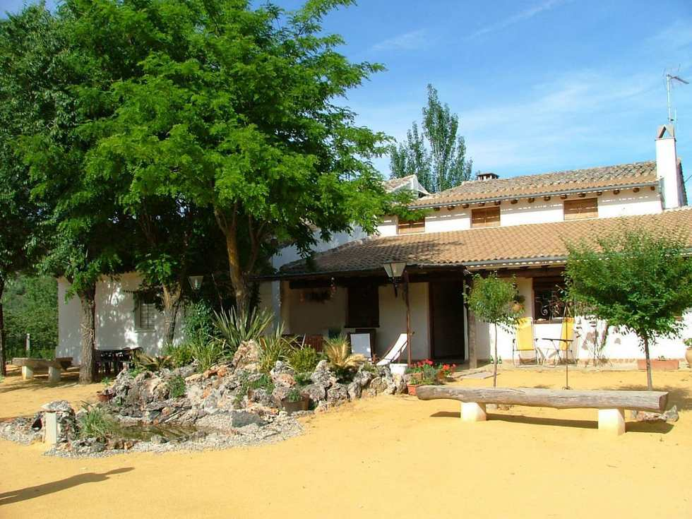 Casa rural Huerta de las Palomas situada en Carcabuey, Córdoba.