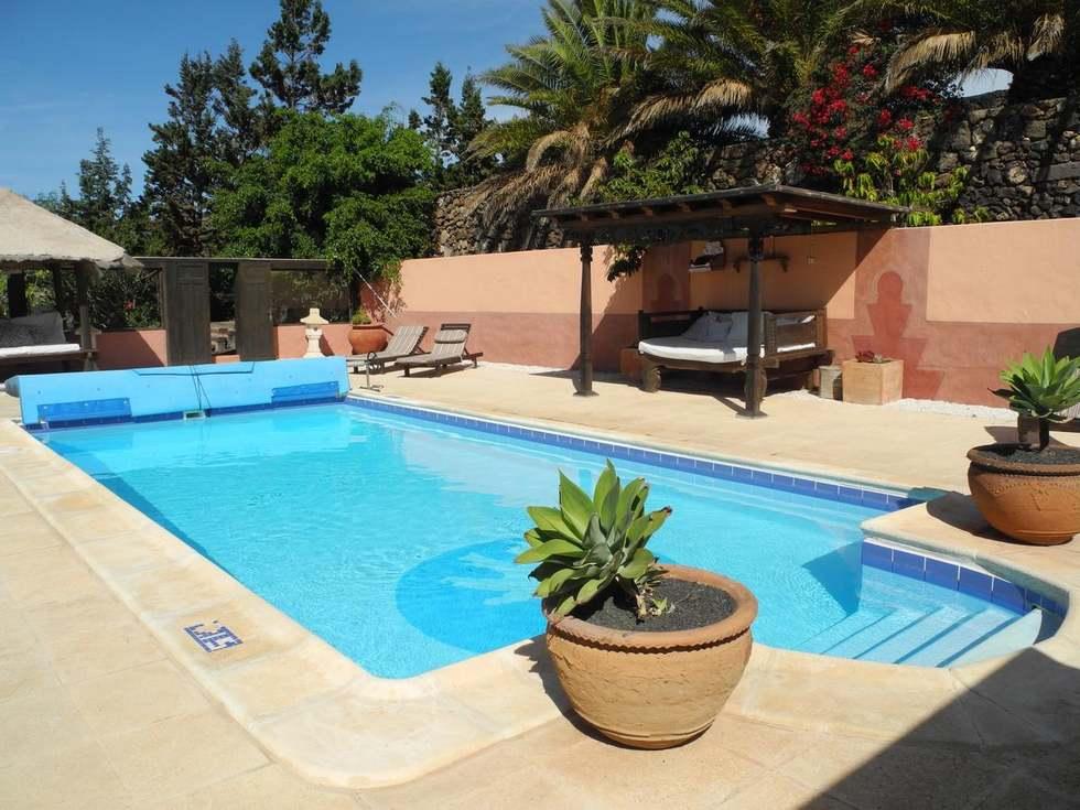 Casa Isidora, alojamiento rural el Uga, Lanzarote, Islas Canarias