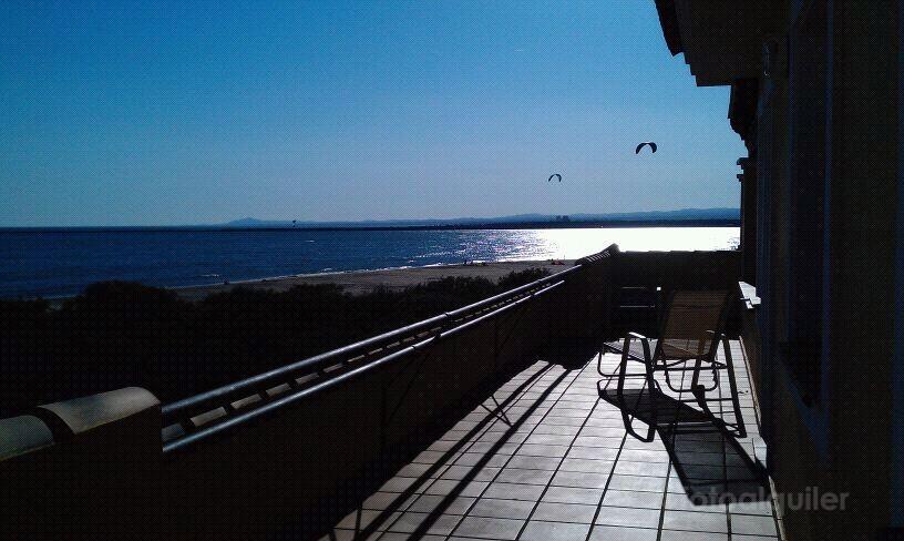 Isla Canela, alquiler de atico en primera linea de playa, Ayamonte, Huelva