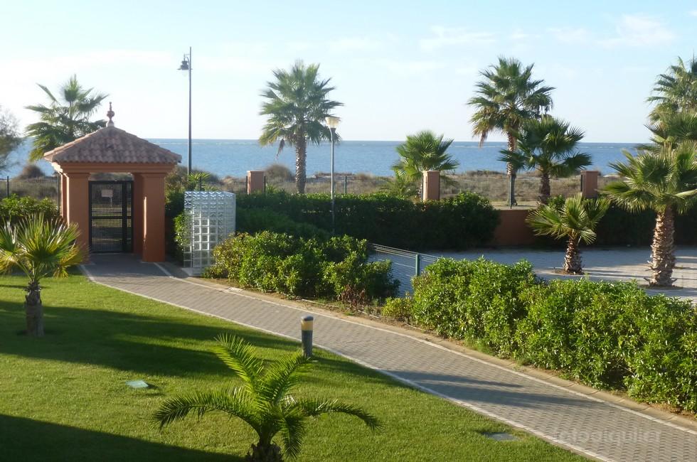 Apartamento en primera linea de playa en Isla Canela, Ayamonte