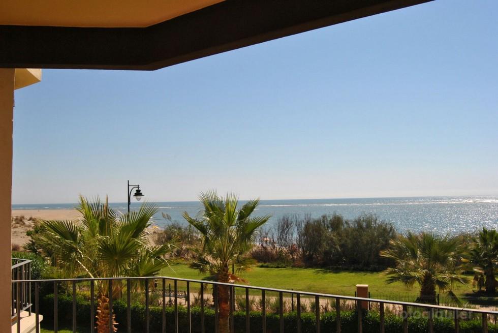 Apartamento con vistas frontales al mar en Isla Canela, Urbanización Los Cisnes, Ayamonte