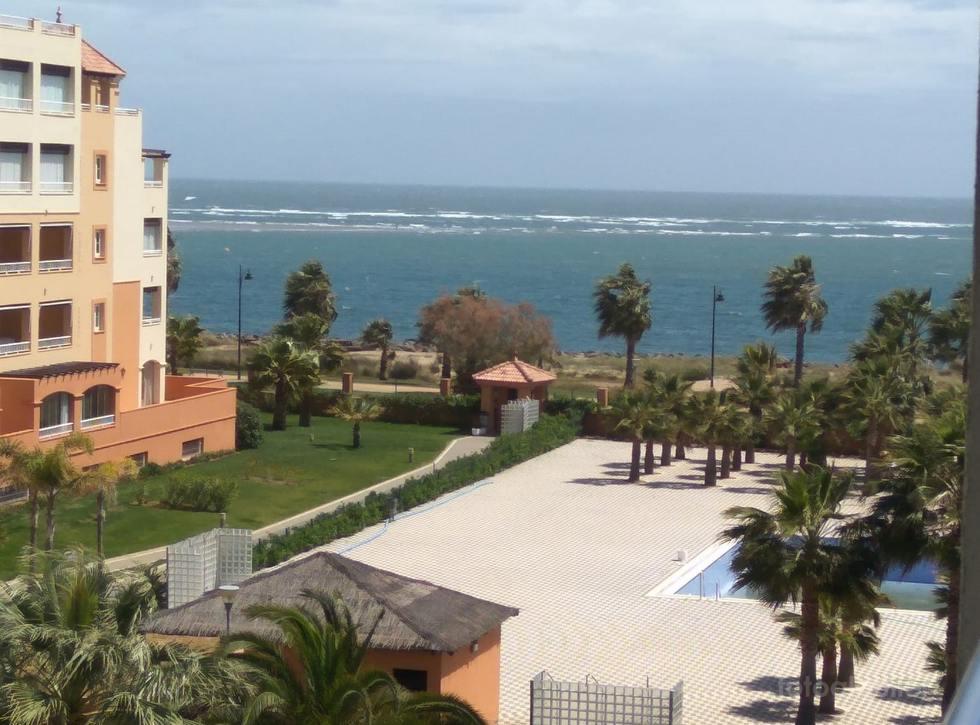 Apartamento en Isla Canela, primera línea de playa