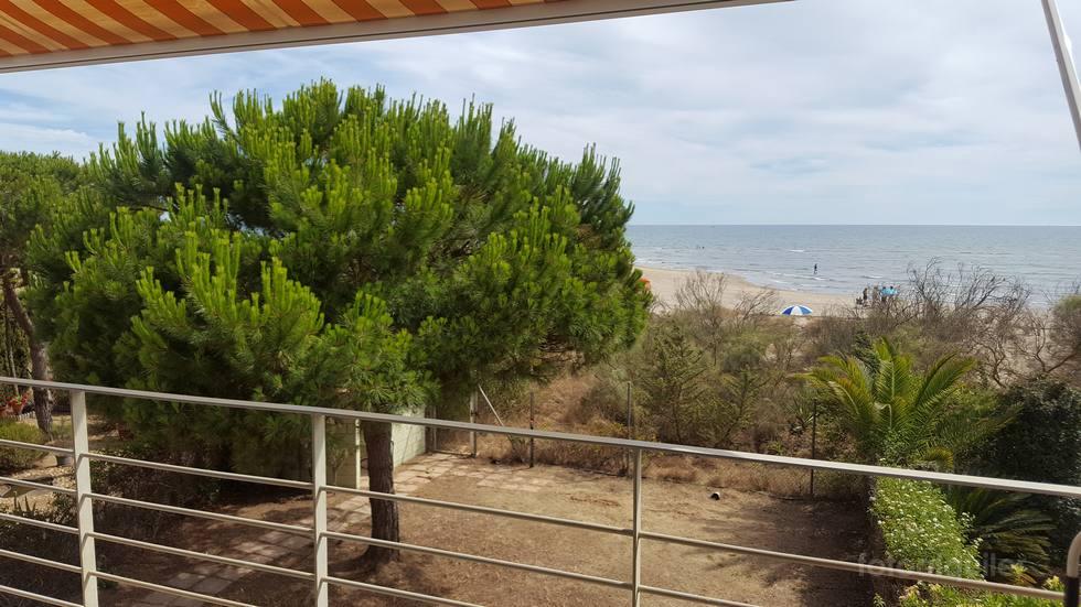Alquiler chalet en Isla Canela primera línea de playa en Ayamonte, Huelva.