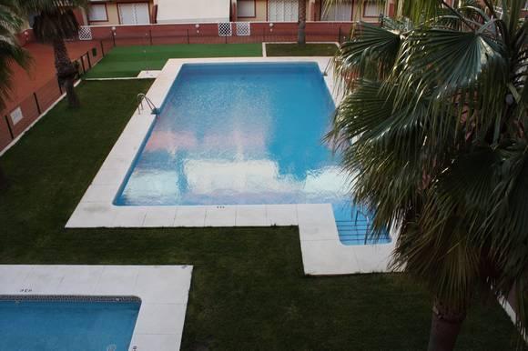 Alquiler apartamento un dormitorio en Isla Cristina, Urbanización Confianze