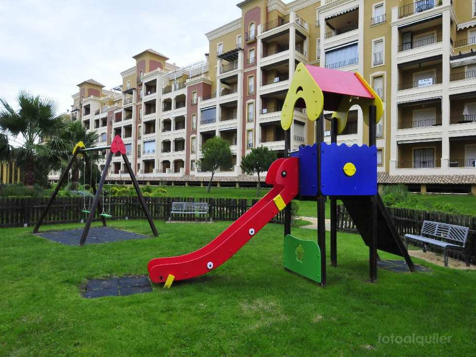 Apartamento en Ayamonte, primera linea playa, Urbanización Canela Park
